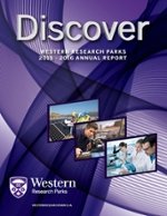 Western Research Parks Annual Report 2015-2016